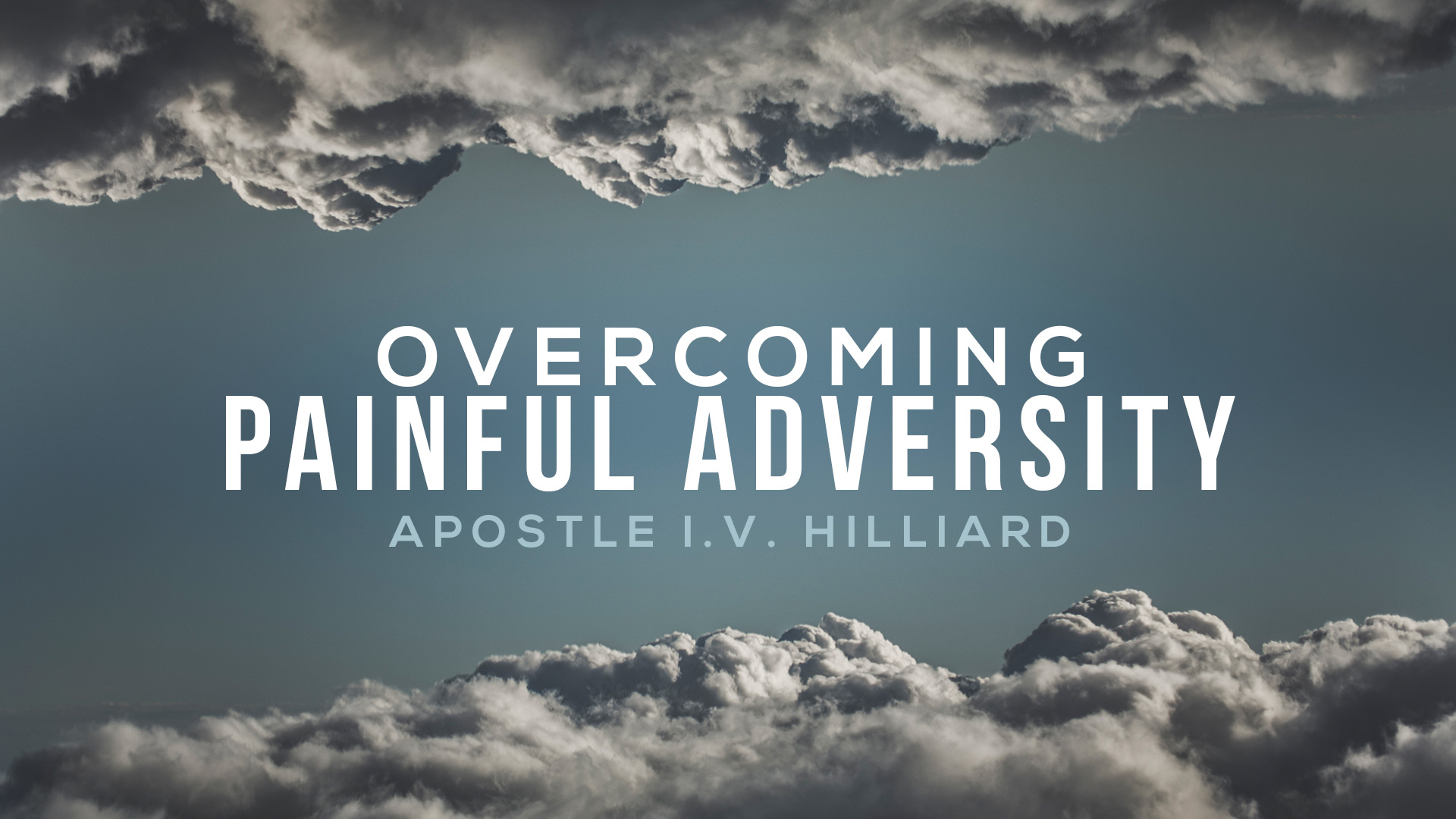 Overcoming Painful Adversity part 1