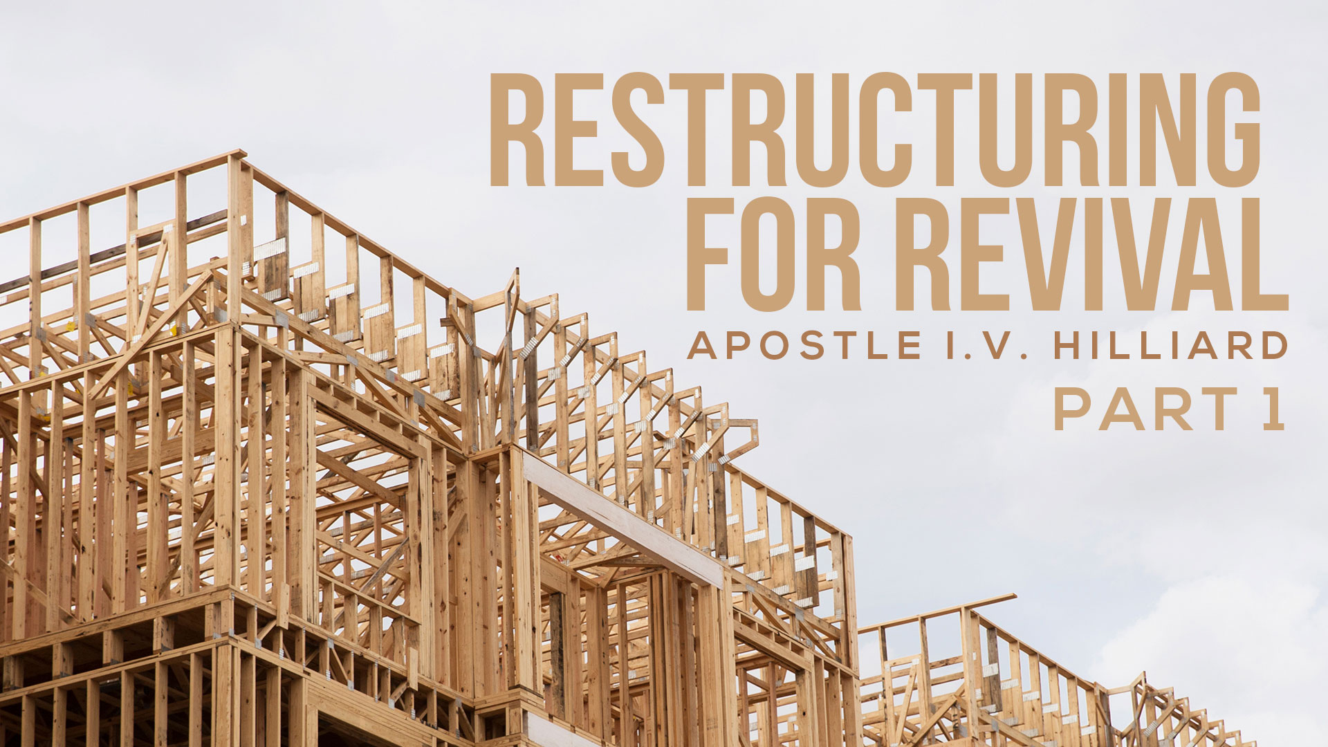 Restructuring For Revival part 1
